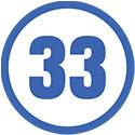 33 Mile Radius